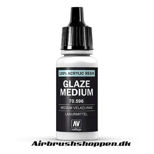 70.596 Glaze Medium 17 ml Vallejo