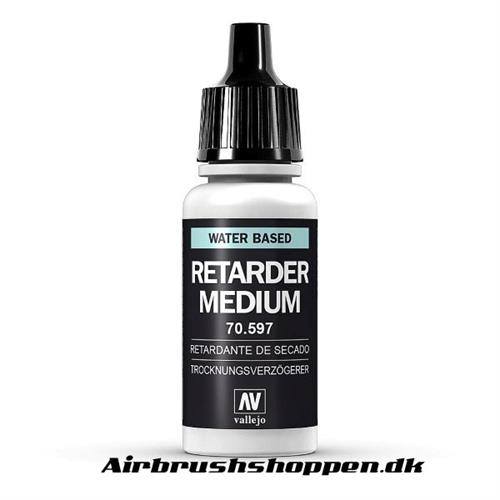 70.597 Drying Retarder 17ml Vallejo
