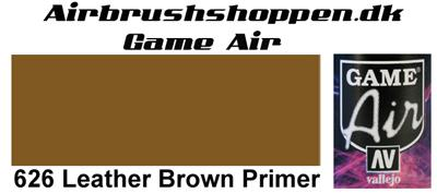 626 Leather Brown Primer Game Air Vallejo