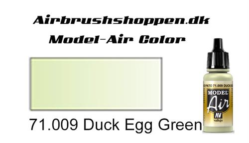 71.009 Duck Egg Green FS34552
