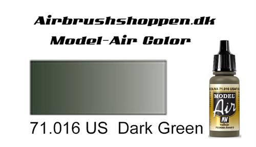 71.016 US Dark Green FS34079-RLM73