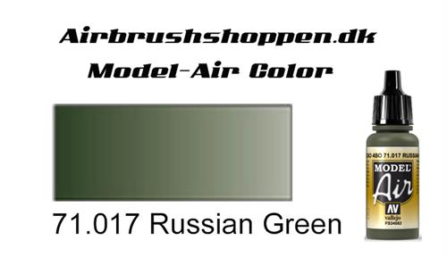 71.017 Russian Green FS34083-RLM80
