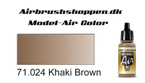 71.024 Khaki Brown RAL7008