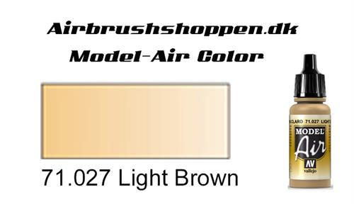 71.027 Light Brown