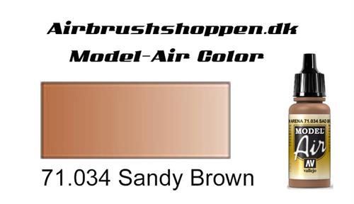 71.034 Sandy Brown RLM79
