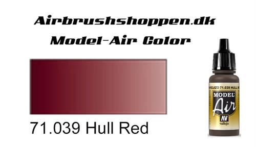 71.039 Hull Red FS30059