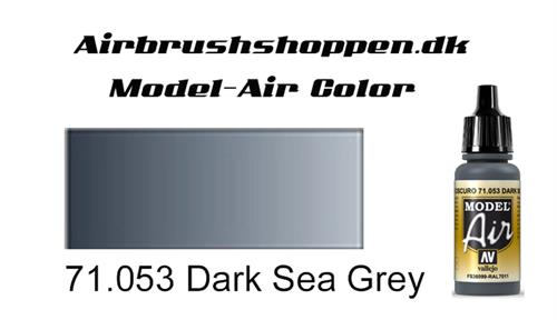 71.053 Dark sea grey / Dark Seagreen RAL7011-FS36118