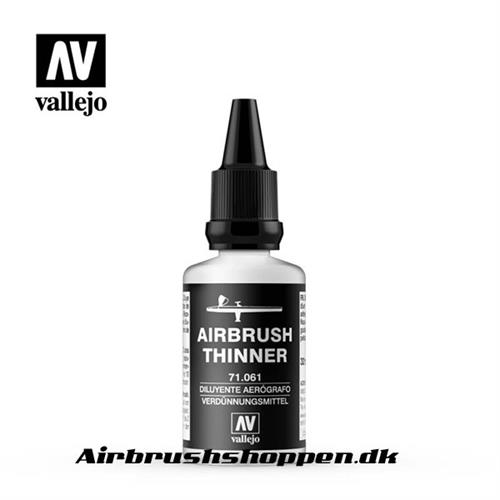 71.061 Airbrush Thinner 32 ml Vallejo