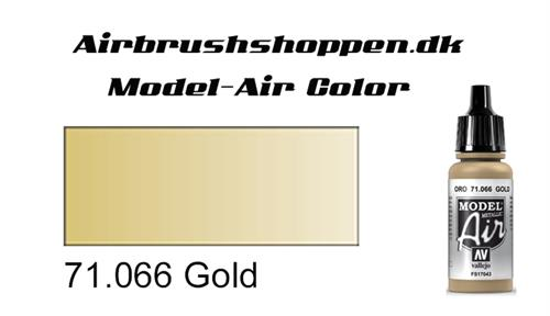 71.066 Gold (Metallic)