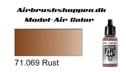 71.069 Rust (Metallic)