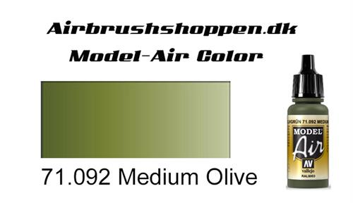 71.092 Medium Olive / Medium Green FS34102