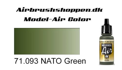 71.093 Nato Green/ Field green  FS34097
