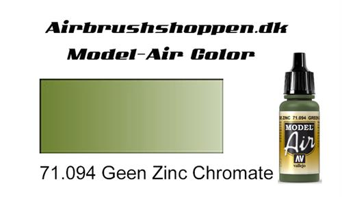 71.094 Green Zinc Chromate FS34258