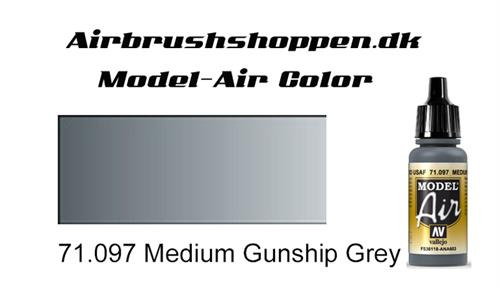 71.097 Medium Gunship Gray / Gray Primer FS36231