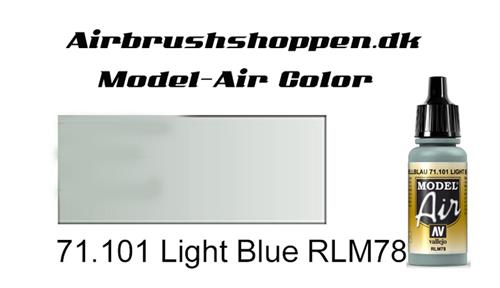 71.101 Light Blue RLM78 / Blue  RLM78 17 ml