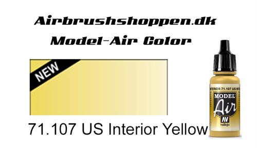 71.107 US Interior Yellow