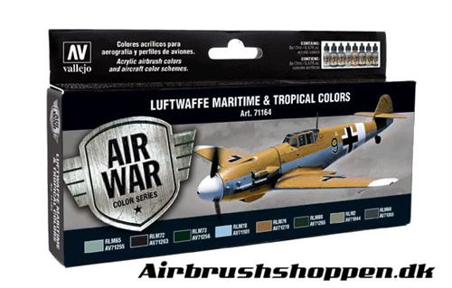 71.164 Luftwaffe Maritime and Tropical colors