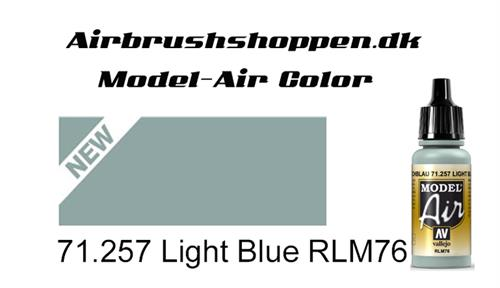 71.257 Light Blue RLM76