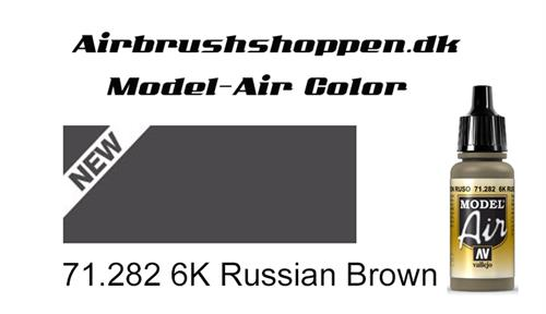 71.282 6K Russian Brown