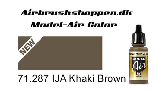71.287 IJA Khaki Brown