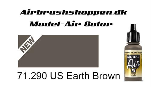 71.290 US Earth Brown