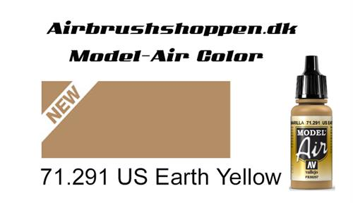 71.291 US Earth Yellow