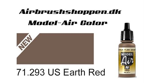 71.293 US Earth Red