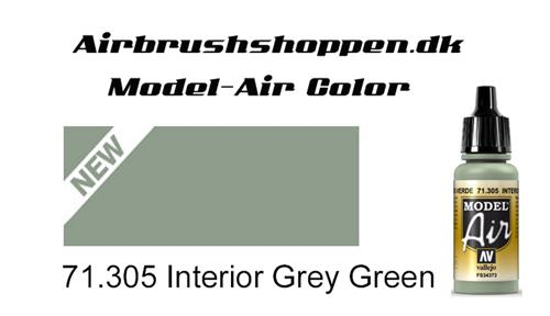 71.305 Interior Grey Green