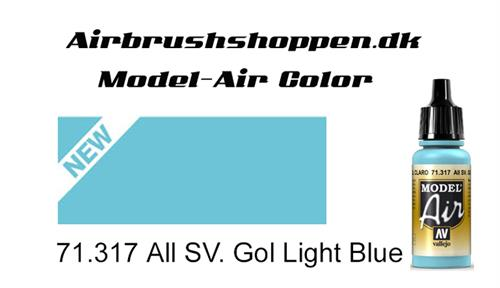 71.317 All SV. Gol Light Blue
