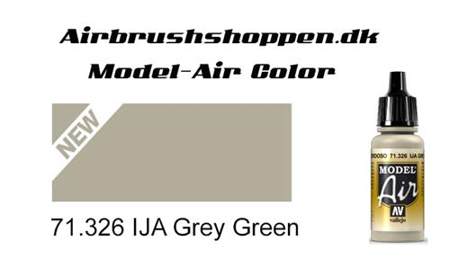 71.326 IJA Grey Green  Green
