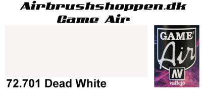 72.701 Dead White Game Air Vallejo