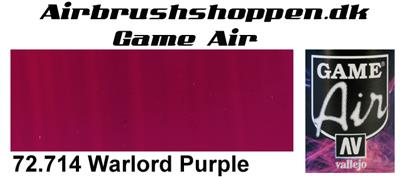 72.714 Warlord Purple Game Air Vallejo