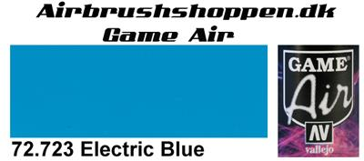 72.723 Electric Blue Game Air Vallejo