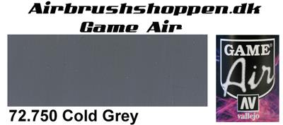 72.750 Cold Grey Game Air Vallejo