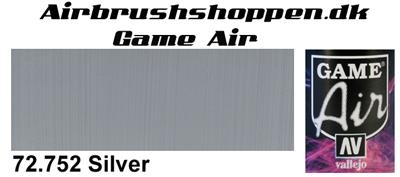 72.752 Silver Game Air Vallejo