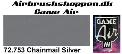 72.753 Chainmail Silver Game Air Vallejo
