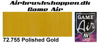 72.755 Polished Gold Game Air Vallejo