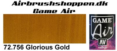 72.756 Glorious Gold Game Air Vallejo