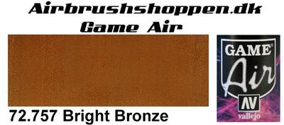 72.757 Bright Bronze Game Air Vallejo