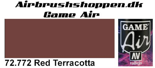 72.772 Red Terracotta Game Air Vallejo