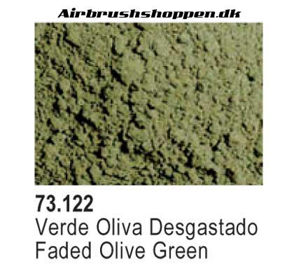 73.122 Faded Olive Green Pigment vallejo