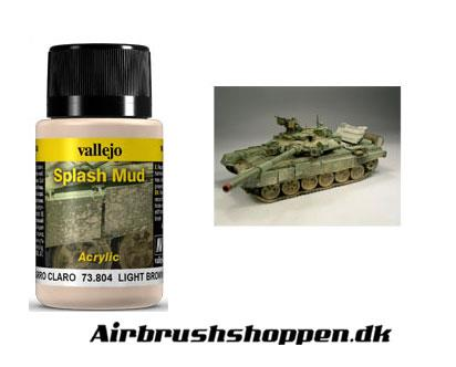 73.804 Light Brown Splash Mud 40ml