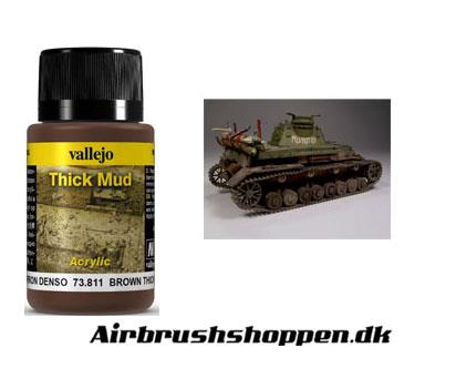 73.811 Brown Thick Mud 40ml