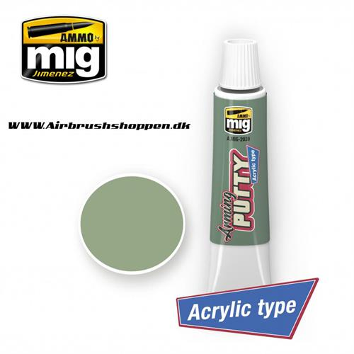 A.MIG 2039 ARMING PUTTY ACRYLIC TYPE