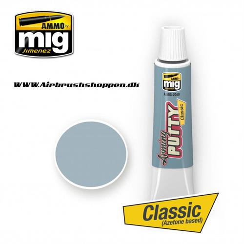 A.MIG 2040 ARMING PUTTY. CLASSIC