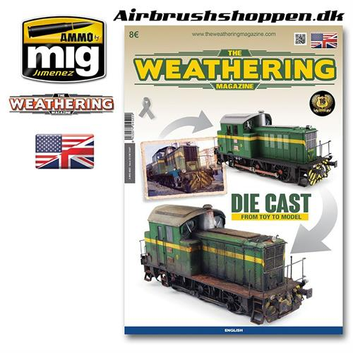 A.MIG 4522 issue 23 DIE CAST (From Toy to Model)