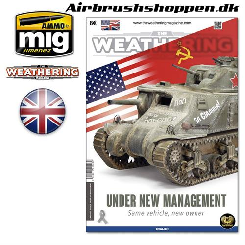 A.MIG 4523 TWM issue 24 UNDER NEW MANAGEMENT