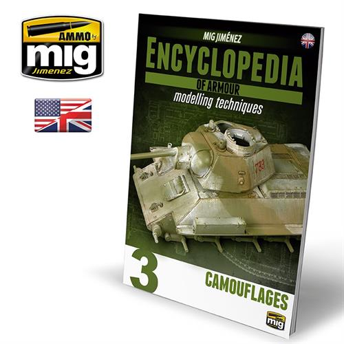 A.MIG 6152 ENCYCLOPEDIA OF ARMOUR TECH. VOL. 3 – CAMOUFLAGES