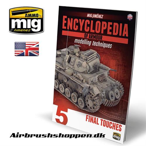 A.MIG 6154 ENCYCLOPEDIA OF ARMOUR MODELLING TECH. VOL. 5