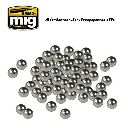 A.MIG 8003 STAINLESS STEEL PAINT MIXERS AMIG8003